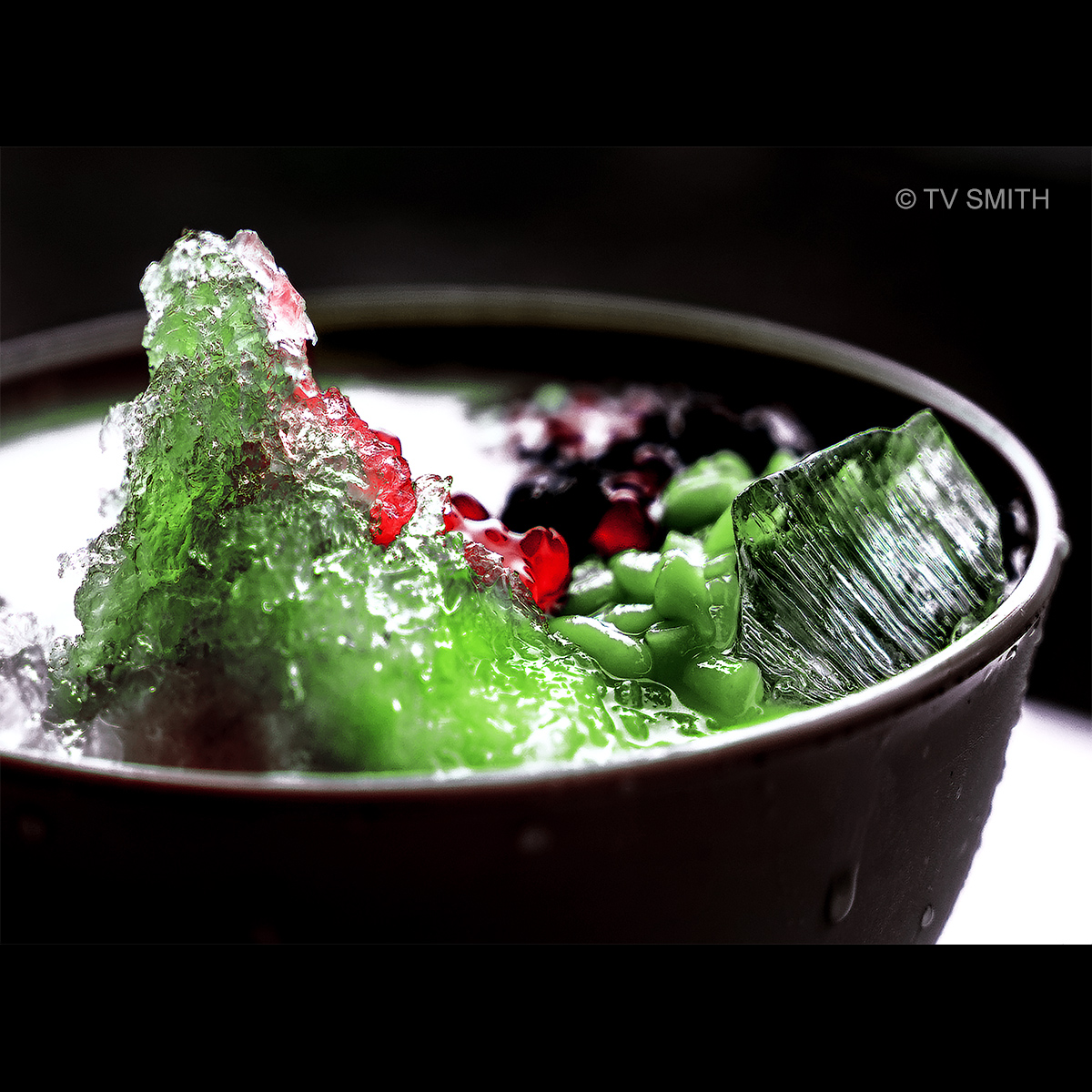 Shaved Ice And Light