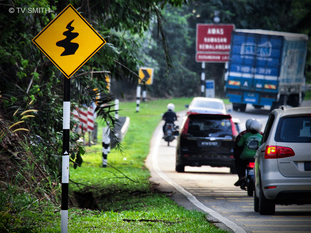 The Forerunner Of Waze, Malaysian-Style