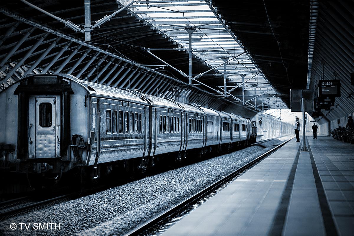 Tanjung Malim Train Station