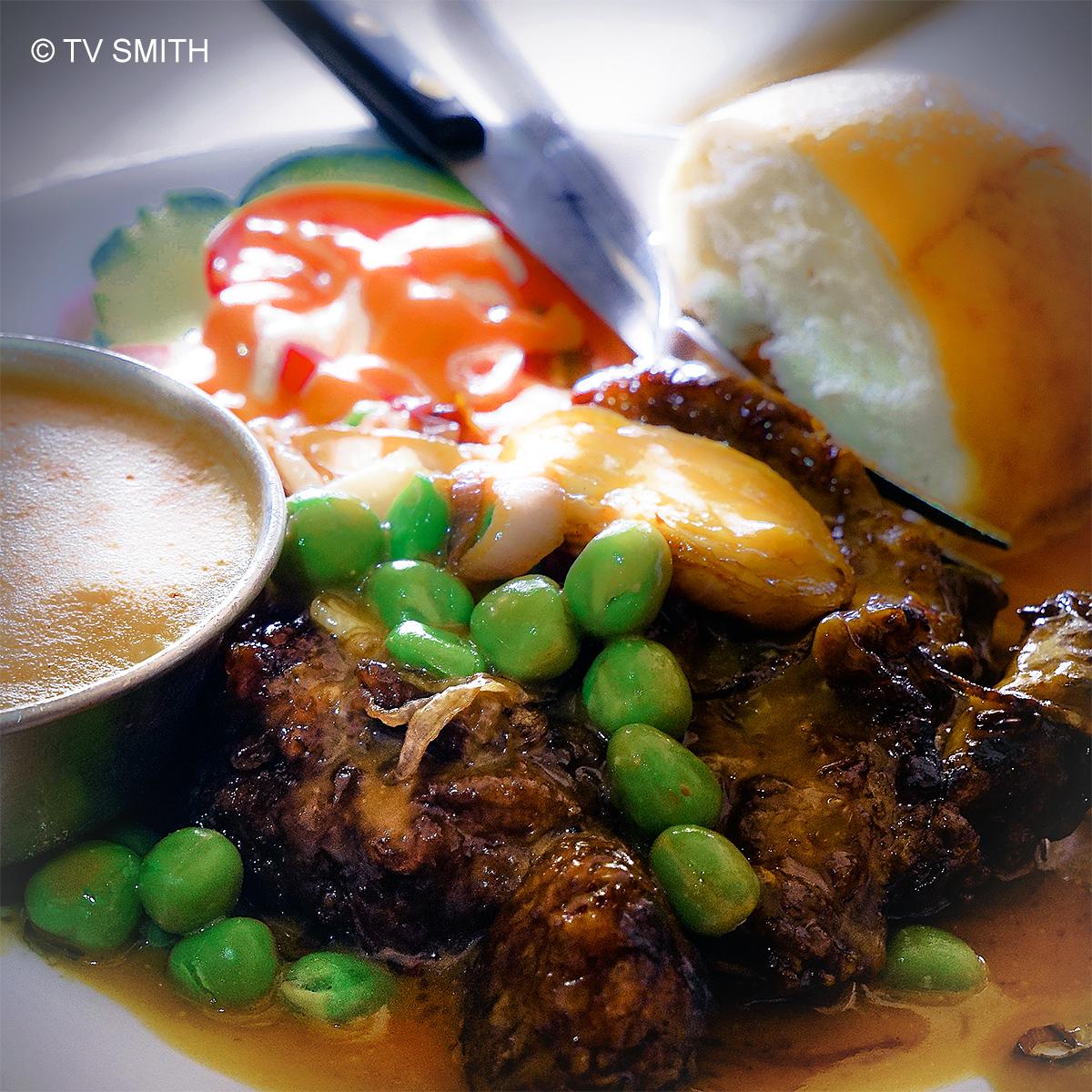 Yik Mun's Hainanese Chicken Chop