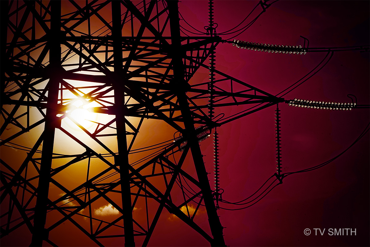 The Magnetic Draw Of Electricity Pylons