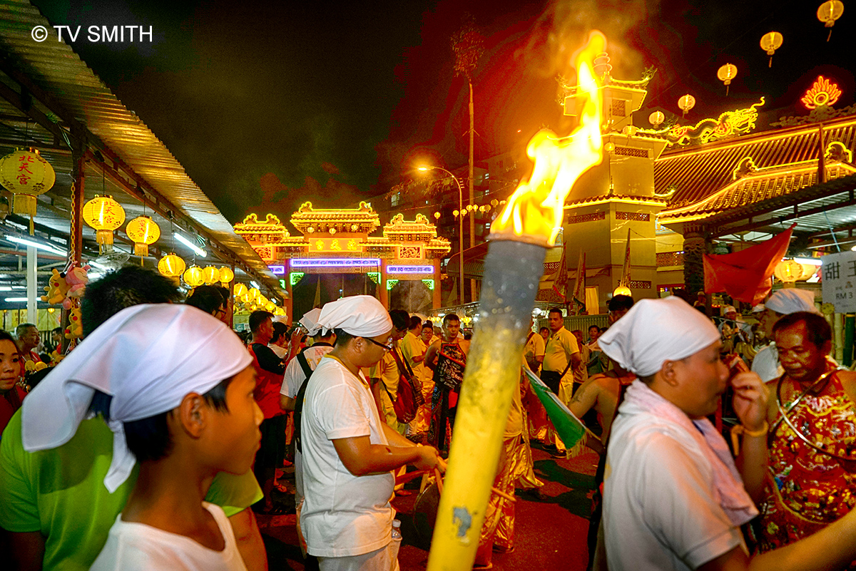 Nine Emperor Gods Festival Procession In Jinjang – Part 1