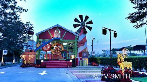 Night At Santa Factory – Part 3