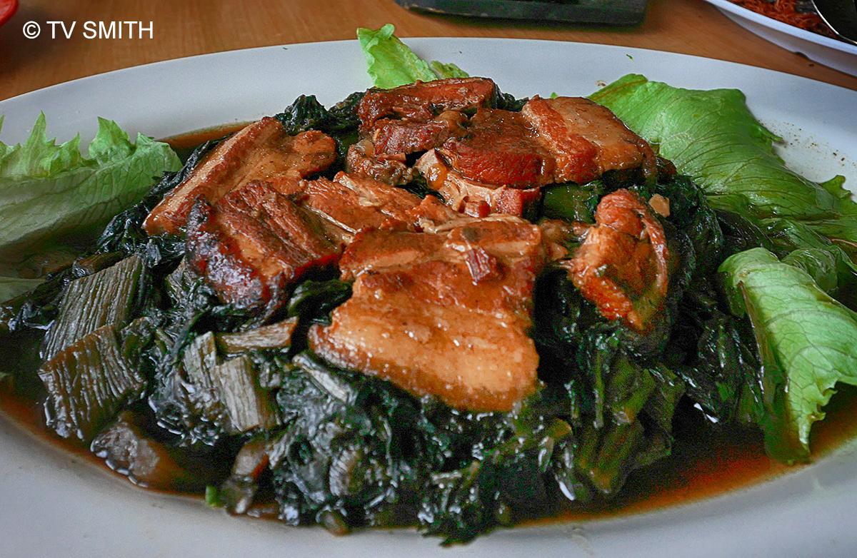 Mui Choy Kau Yoke 梅菜扣肉