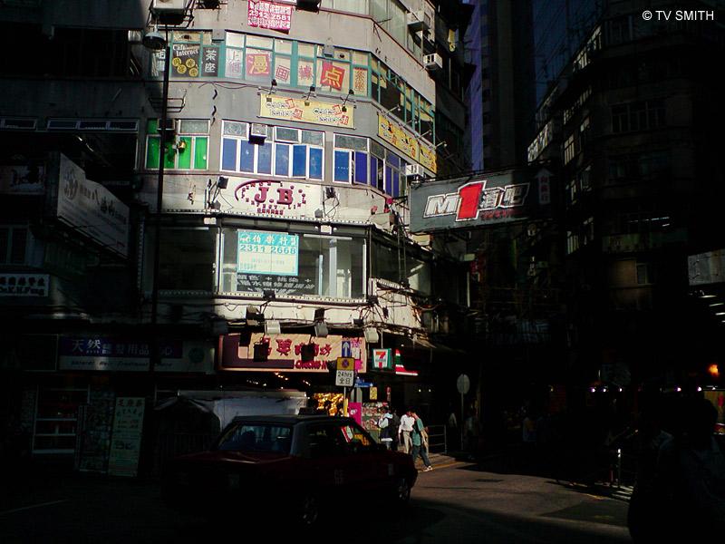 Missing Hong Kong Suddenly