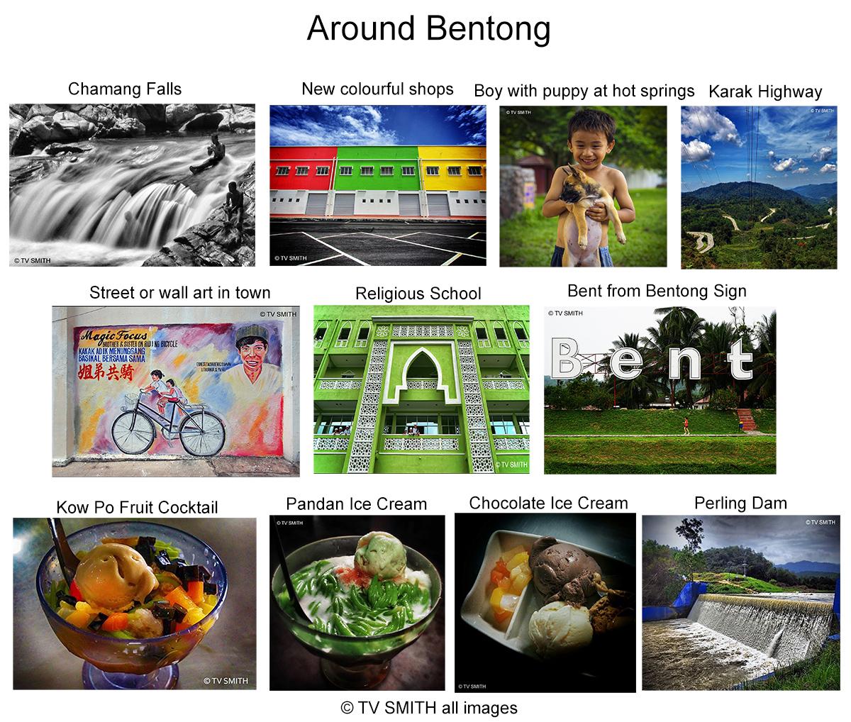 Around Bentong