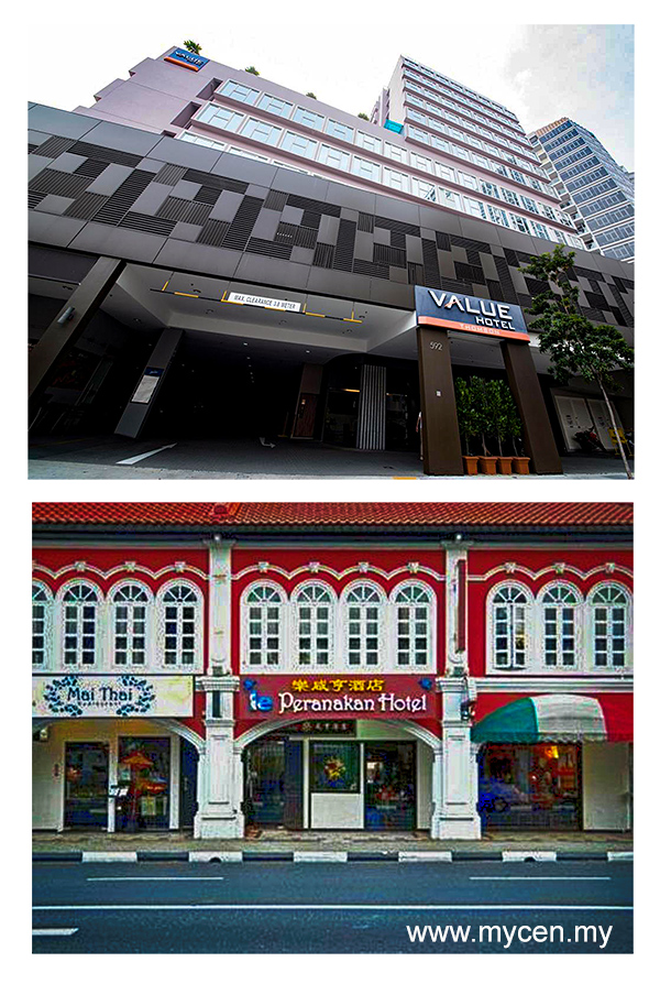Budget Hotels In Singapore