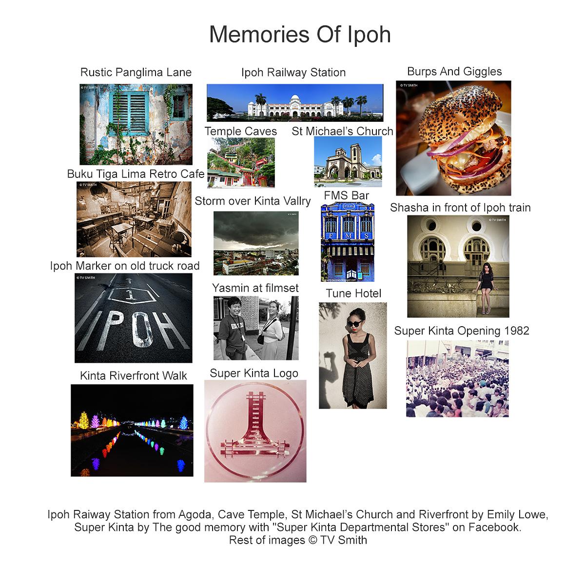 Memories Of Ipoh