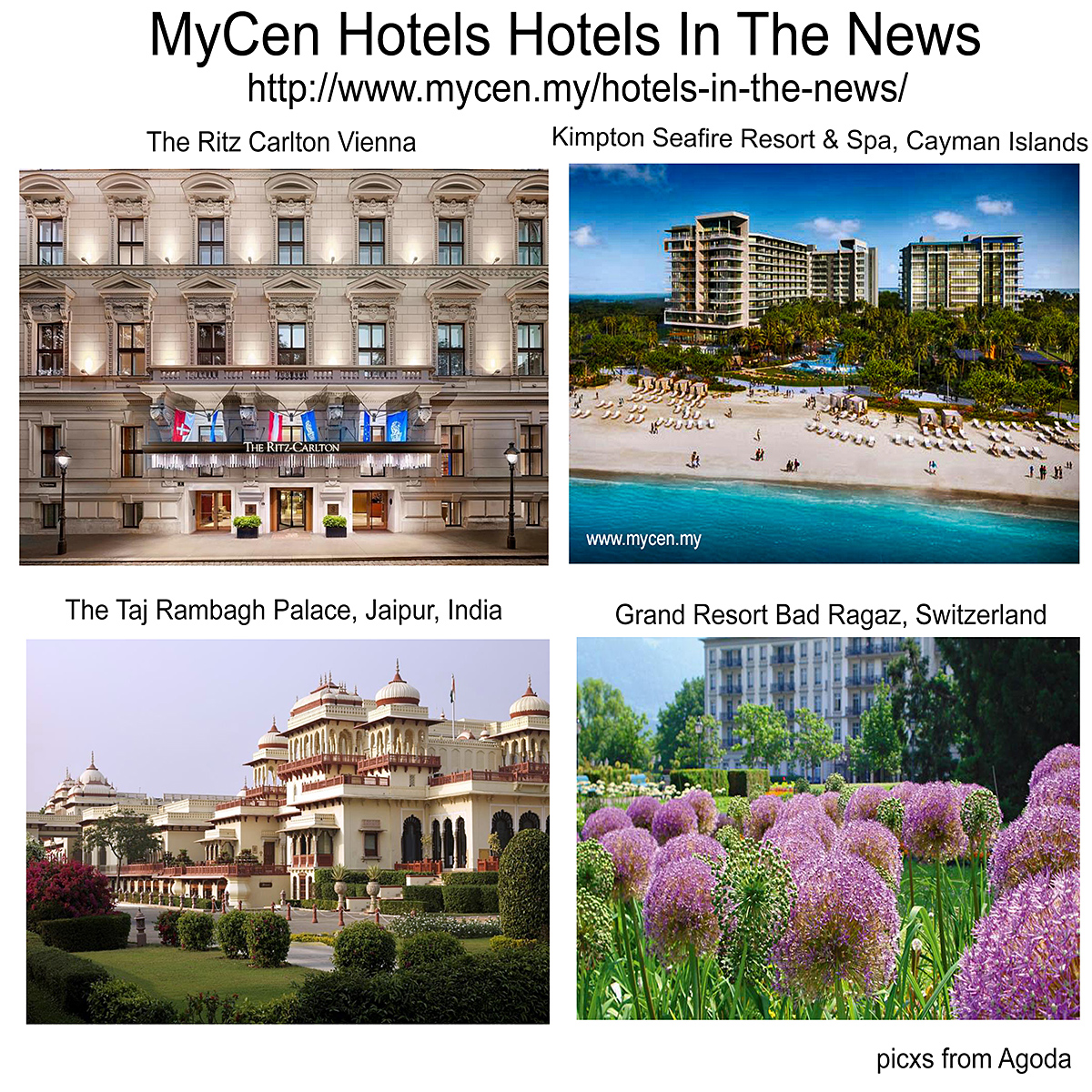 About Hotels In The News