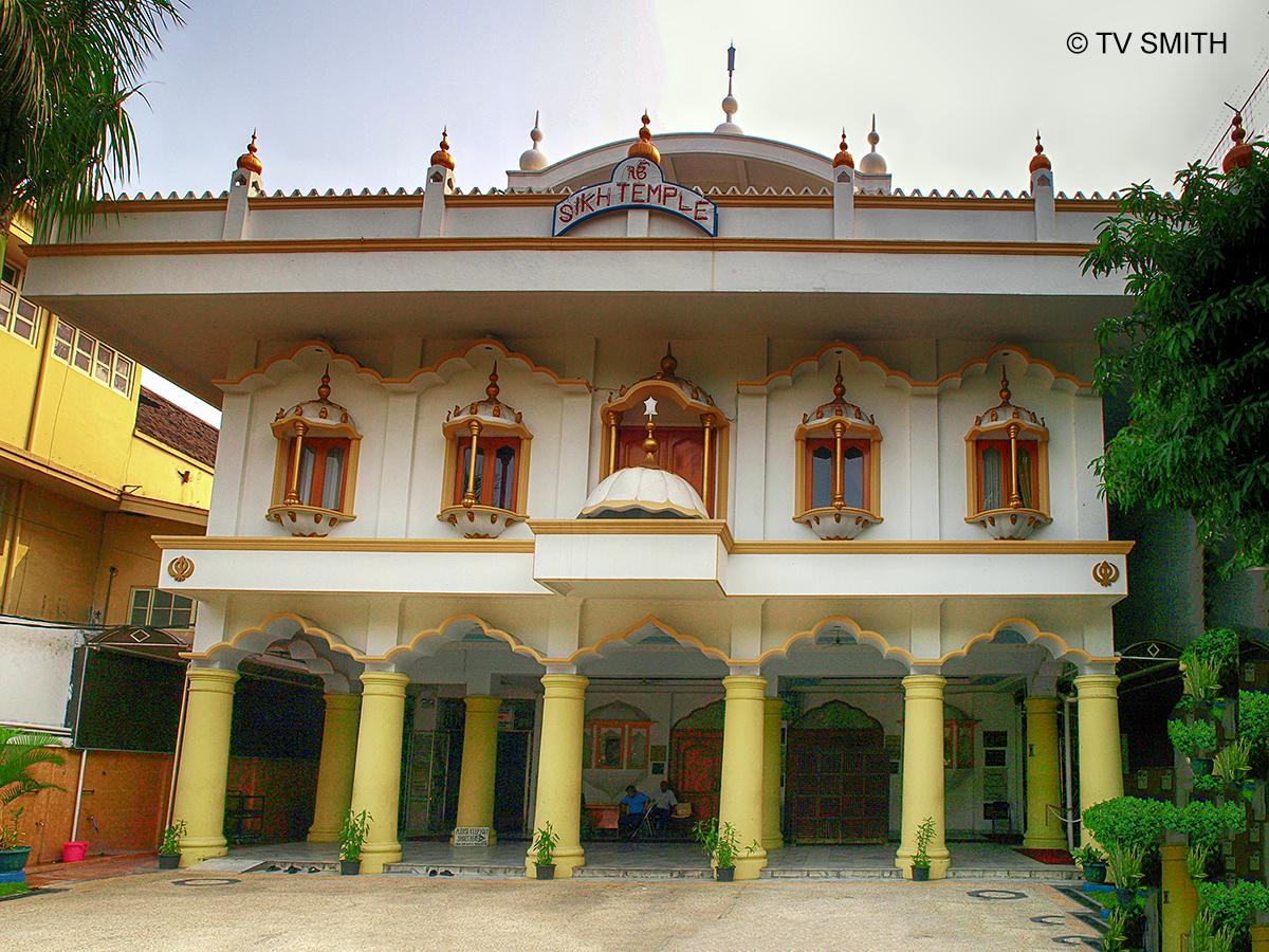 Gurdwara Tanjung Priok Jakarta