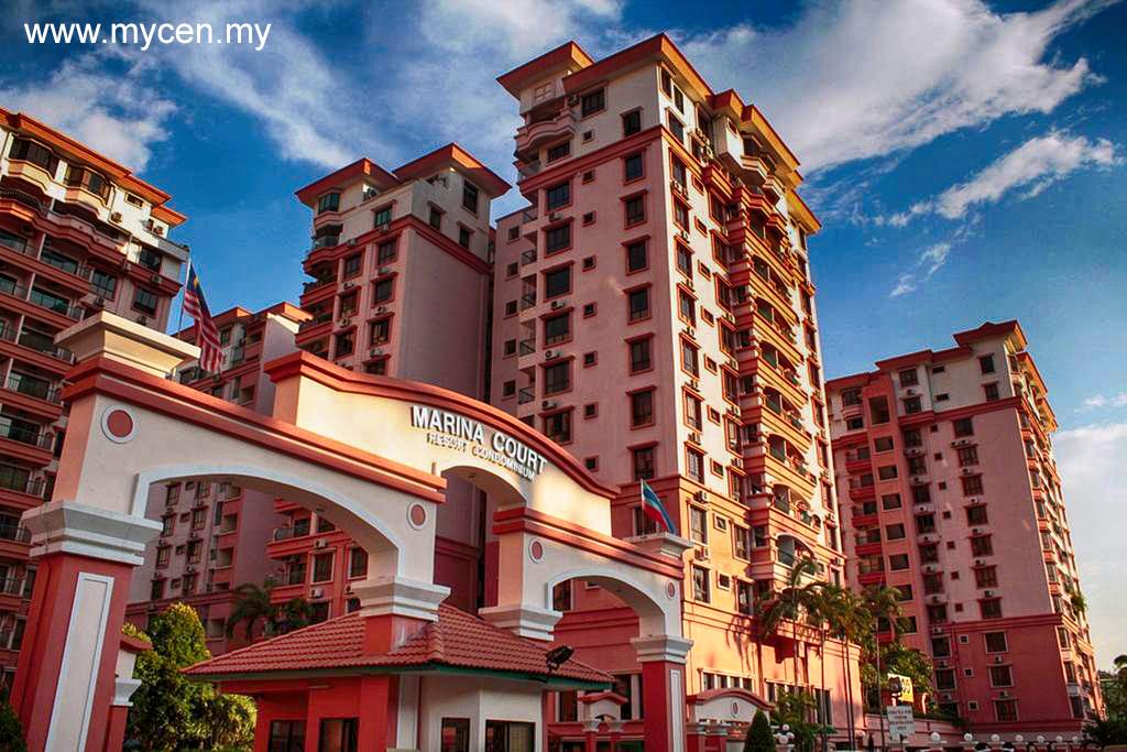 Marina Court Resort Condo Hotel Kota Kinabalu