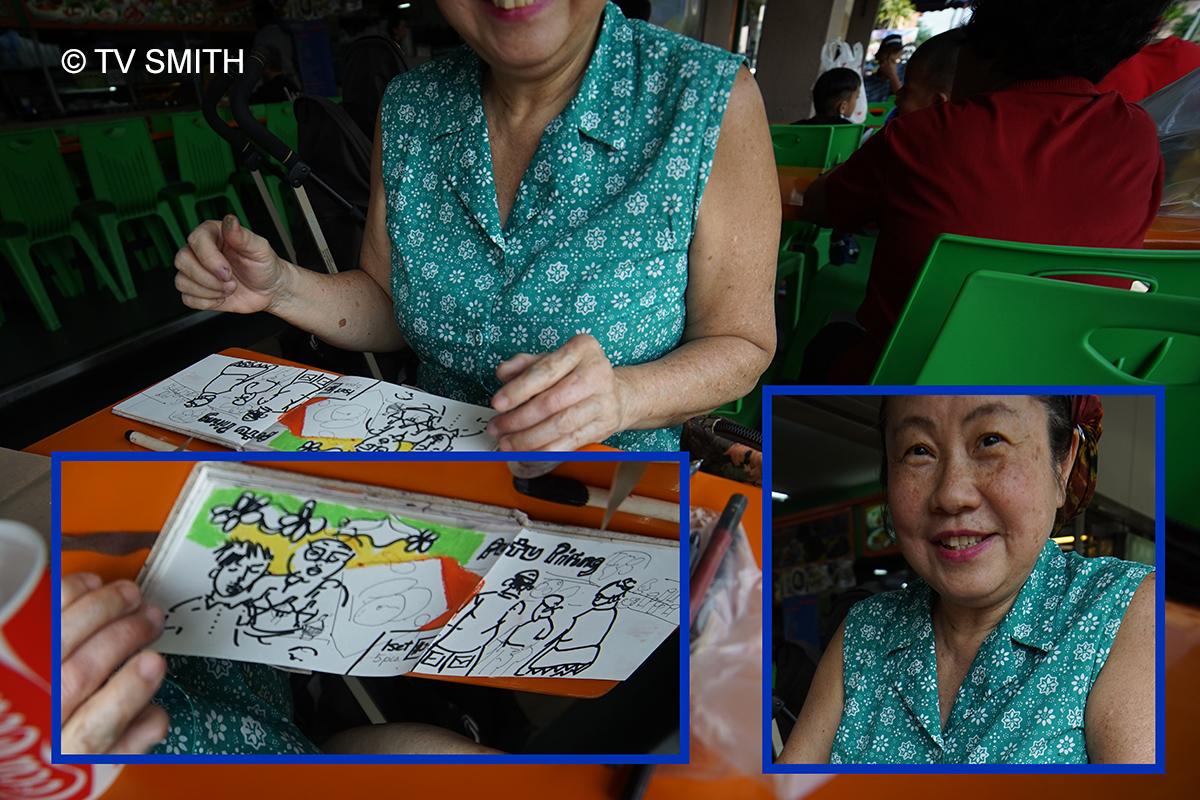 Singapore's Urban Sketchers