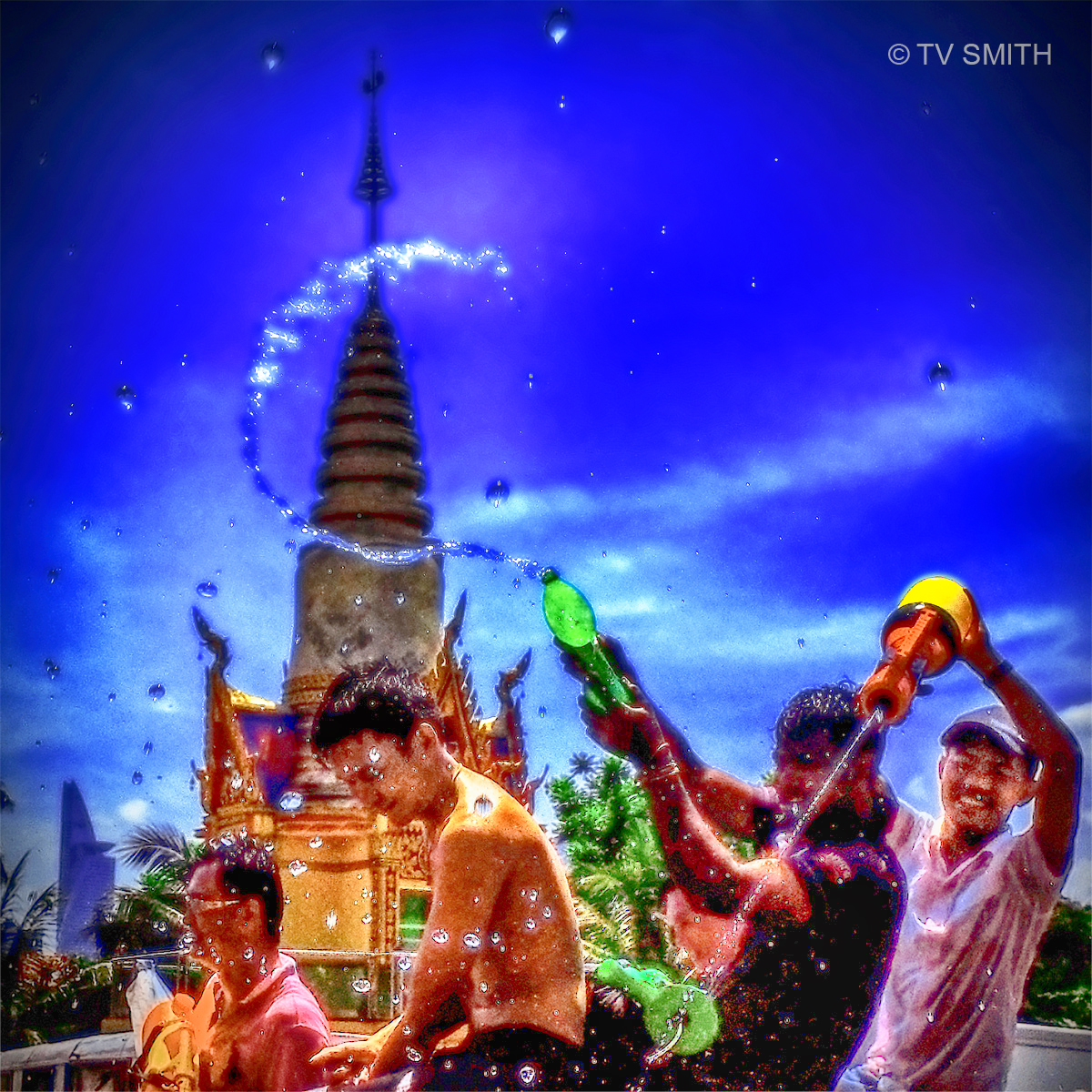 Tips On How To Ensure Your Camera Survives A Water Attack During Songkran