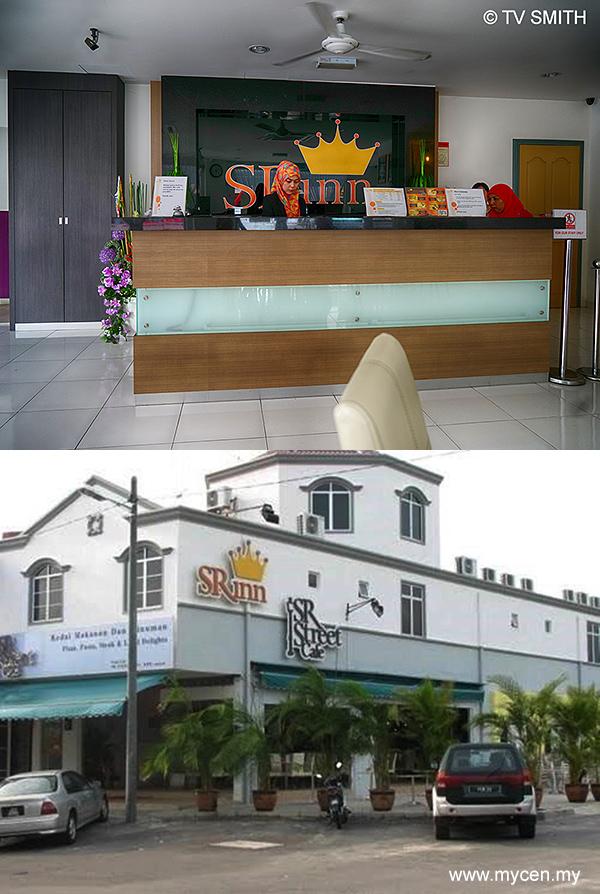 SR Inn, Simpang Renggam
