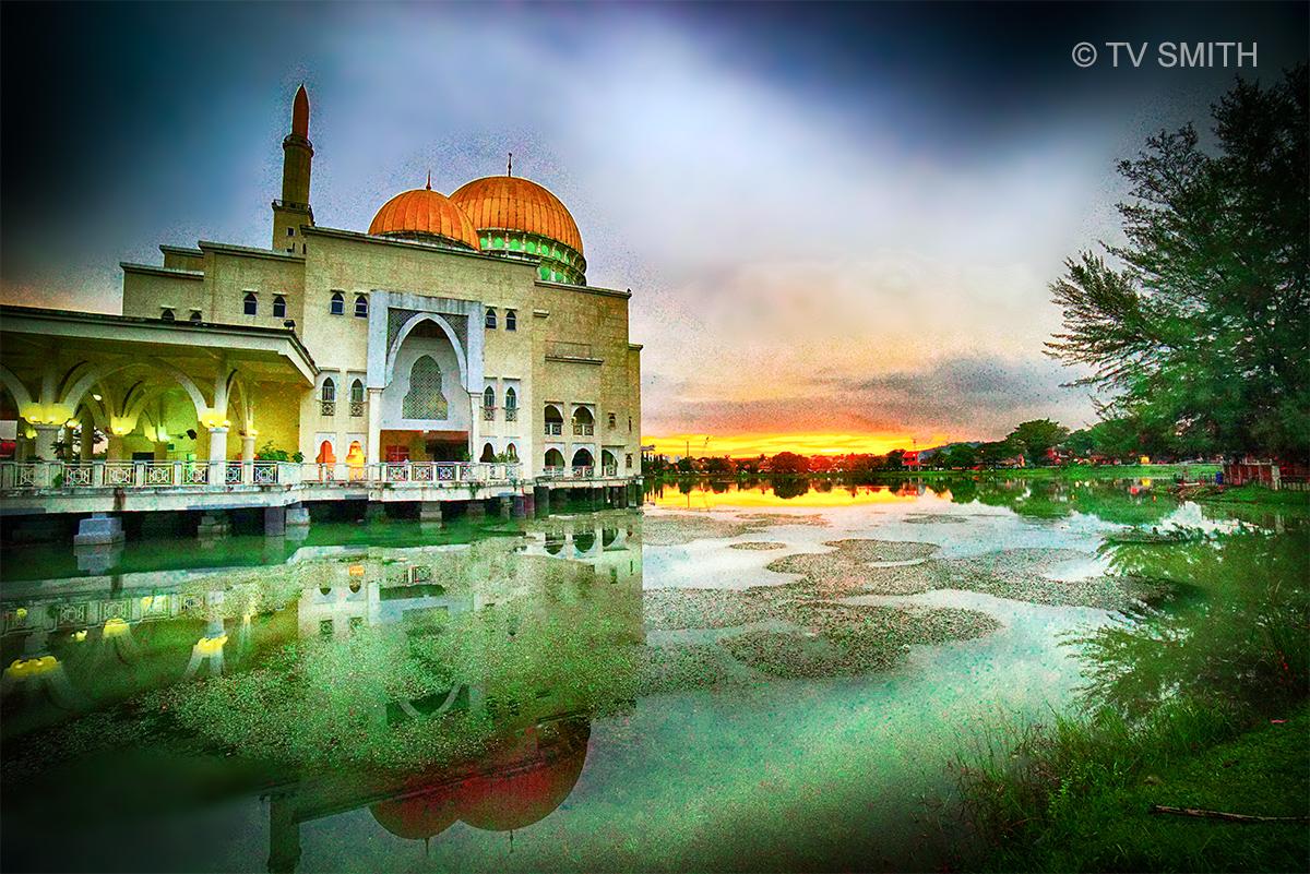 Masjid Terapung Puchong