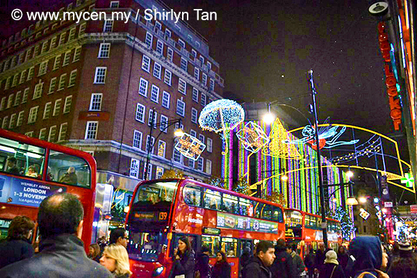 London, The Malaysian Magnet.