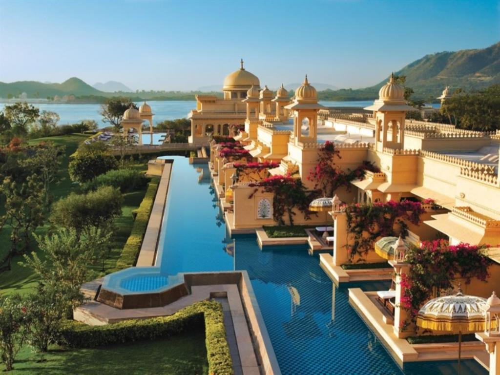 T&L's Top 100 Hotels in the World – Oberoi