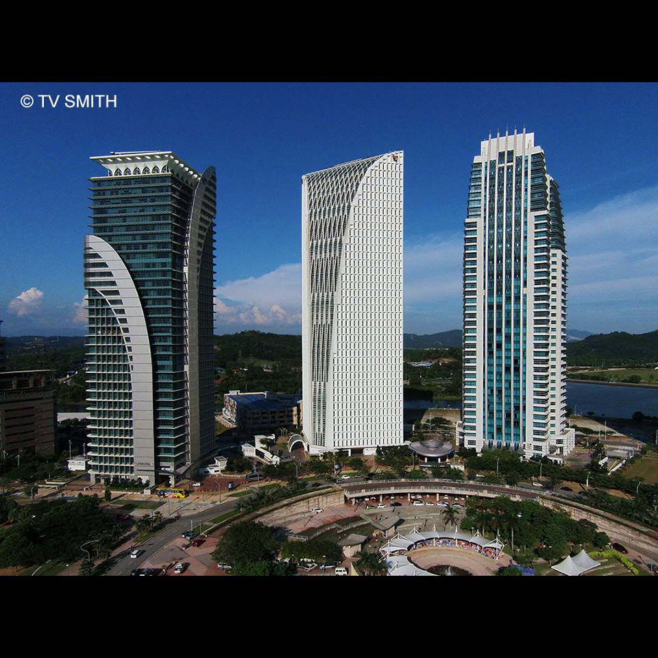 Our Own Etihad Towers in Putrajaya