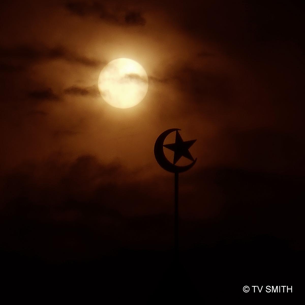 Sun, Moon And A Star
