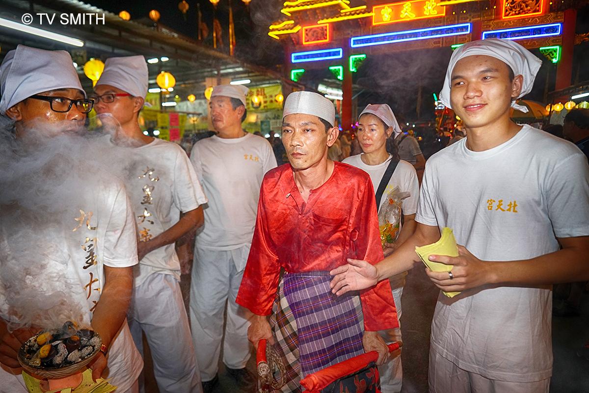 Nine Emperor Gods Festival Procession In Jinjang – Part 3.