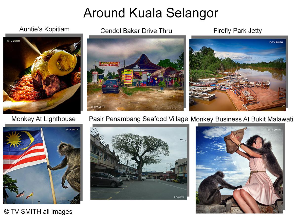 Around Kuala Selangor