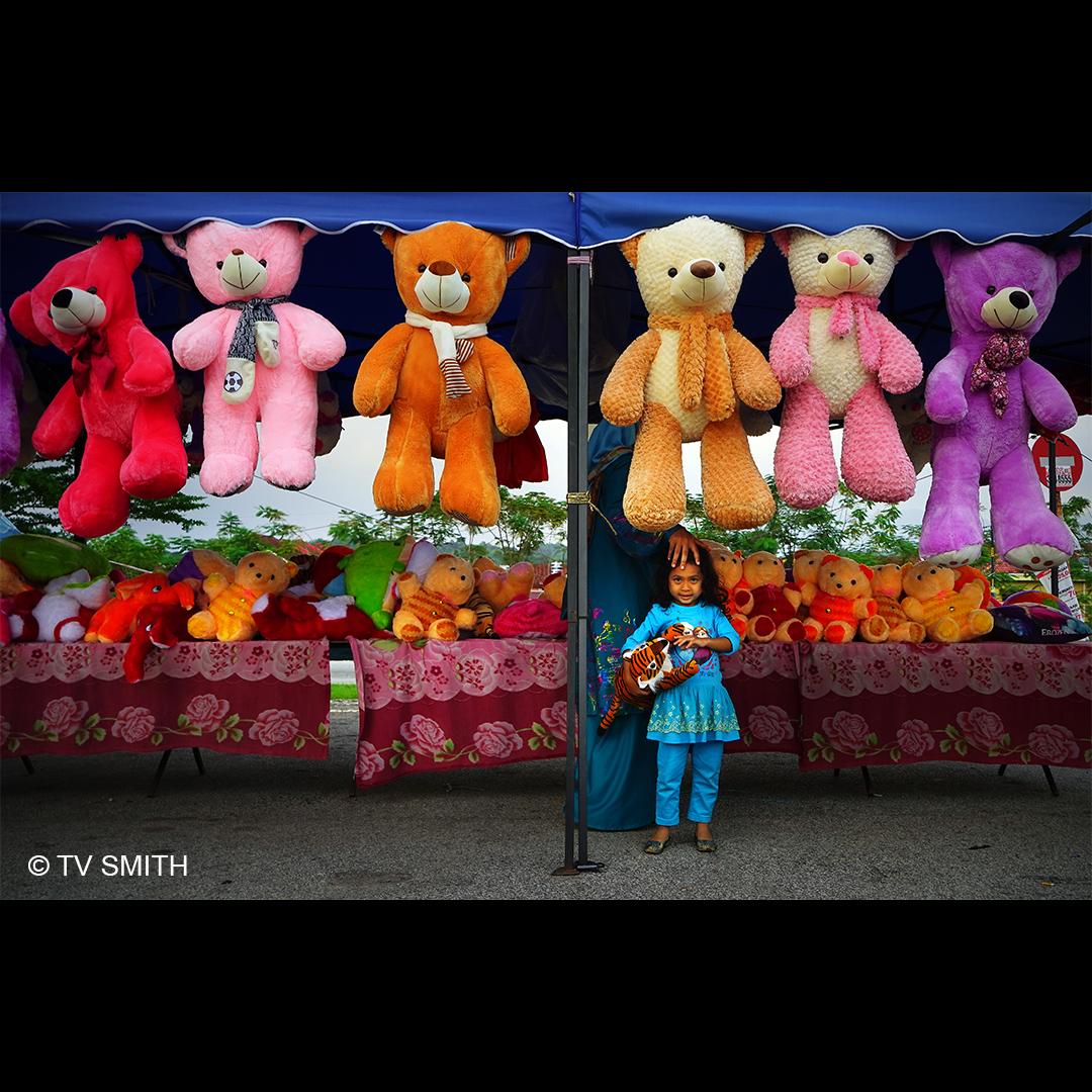 The Roadside Teddy Bear Shop