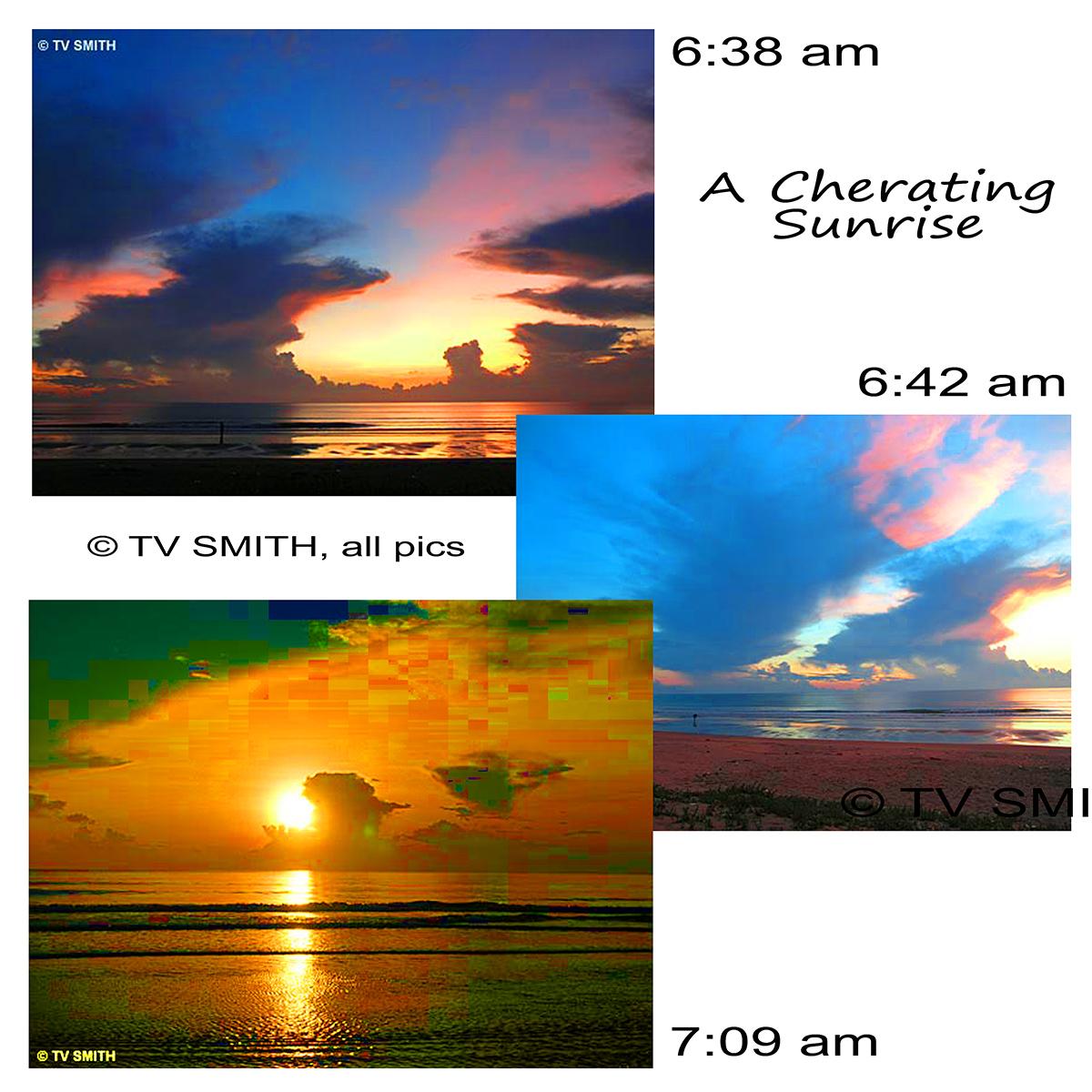 A Cherating Sunrise