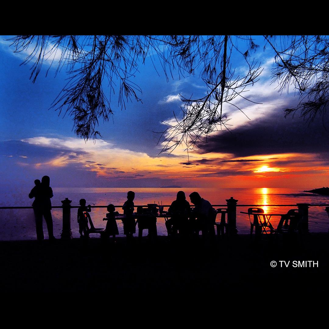 Pontian Sunset